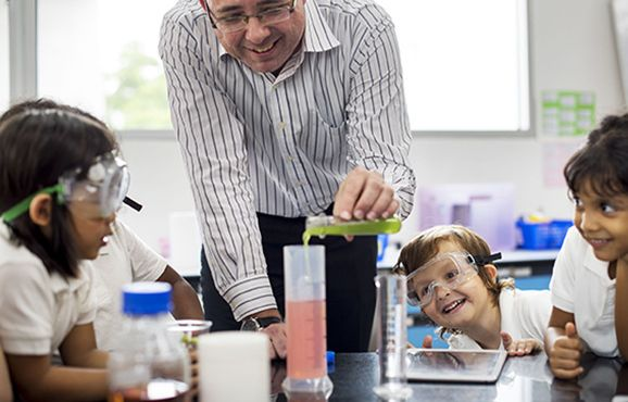 Science Classroom App