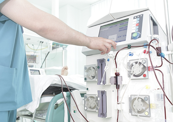 Dialysis Clinic Monitor