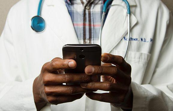Mobile App Diagnostic Aid